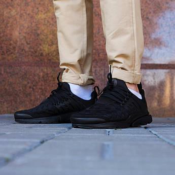 Мужские кроссовки Nike Air Presto Woven