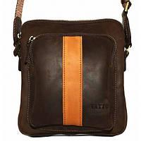 Кожаная сумка из матовой кожи VATTO Mk48Kr450.190