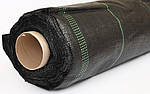 Агроткань Agrojutex пл. 130 г/м.кв. от сорняковзеленая Чехия, фото 7