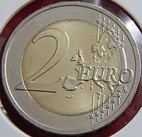 Купить 2 евро юбилейные дешево сколько стоит 50 копеек 2008 года