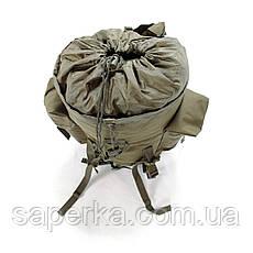 Рюкзак военный полевой 65 литров олива. Mil-tec Германия 14023001, фото 2