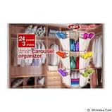 Органайзер для хранения обуви и одежды Smart Carousel Intake, фото 2