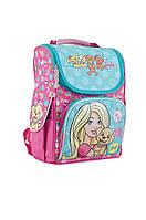 Рюкзак каркасный H-11 Barbie mint, 34*26*14