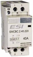 Модульный контактор 1 п, 32 А, 220 В,  EСI