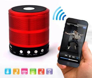Портативная Bluetooth колонка WS-887