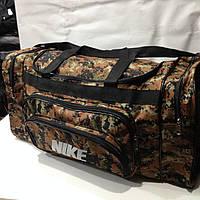 Спортивная дорожная сумка NIKE сумки из ткани, магазин дорожных сумок, сумка для обуви (оптом)(35