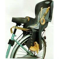 Детское велокресло. С дыркой BG 8. Велокресло. Детское кресло для велосипеда. Кресло для велосипеда.