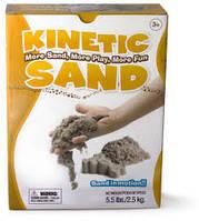 Кінетичний пісок 5 кг Kinetic Sand, фото 1