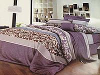 Двуспальный набор постельного белья Ранфорс 115