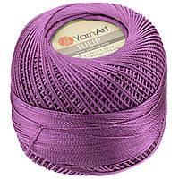 Ярнарт Тулип 50г/250м 467 фиолетовый