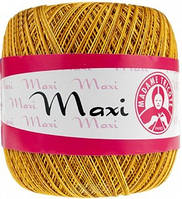 Madame Tricote Макси 100г/565м 5526 коричневый меланж