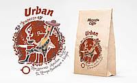 """Кофе в зернах """"Урбан"""" свежая обжарка"""