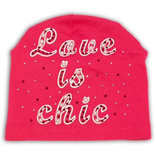 детская трикотажная шапка купить