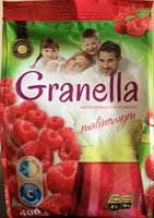 Чай гранулированный Granella (Гранелла) со вкусом малины Польша 400г