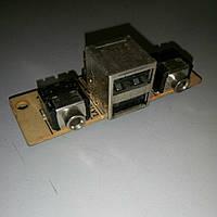 Плата USB аудио на переднюю панель компьютера