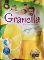 Чай гранулированный Granella (Гранелла) со вкусом лимона Польша 400г