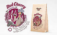 """Кофе в зернах """"Ред Черри"""" свежая обжарка"""