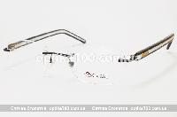 Безободковая оправа для очков. Стильные дужки