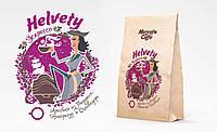 """Кофе в зернах """"Хельветия"""" свежая обжарка"""