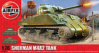 Танк Sherman M4A2  1/76