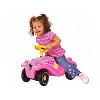 Машинка каталка розовая Big 56029