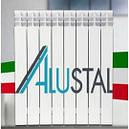 Радиатор биметаллический Fondital Alustal 500/100 для центрального отопления (секционный) Италия, фото 3