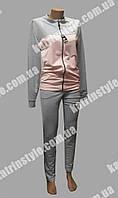 Женский спортивный костюм из трикотажа