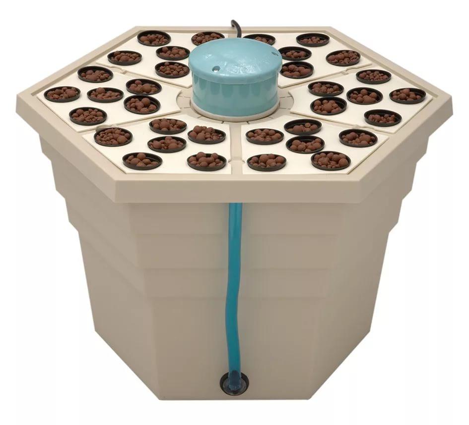 Гидропонная система GHE RainForest2® 236
