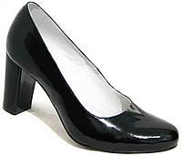 Туфли женские большого размера на каблуке, женские туфли 40-44 от производителя модель МИ3936-2