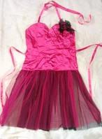 Фартук-прикол  Нарядное Платье
