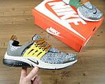 Кроссовки Nike Air Presto BR QS Safari. Живое фото. Топ качество! (Реплика ААА+), фото 3