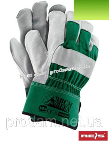 Защитные перчатки усиленные