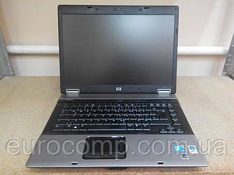 Производительный ноутбук бизнес серии для офиса и дома HP Compaq 6730B 15''