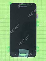 Дисплей Samsung Galaxy J3 SM-J320 с сенсором Оригинал Китай Черный