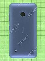 Задняя крышка Nokia Lumia 530 Dual SIM с кнопками Оригинал Китай Черный
