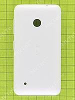 Задняя крышка Nokia Lumia 530 Dual SIM с кнопками Оригинал Китай Белый