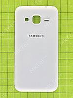 Крышка батареи Samsung Core Prime Duos G360H Копия АА Белый