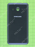 Крышка батареи Samsung Galaxy Core 2 Duos SM-G355H Копия АА Черный