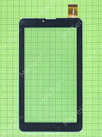 Сенсор TeXet NaviPad TM-7049 3G 7 inch. Оригинал Китай Черный