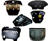 Защита двигателя Форд Фиеста 2003-2008 Ford Fiesta