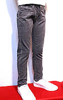 Модные осенние вельветы серого цвета для мальчиков от 4-12лет (116-146см) Good-kids. Польша.