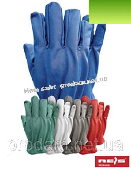 Защитные тиковые рукавицы