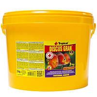 Tropical Discus Gran Wild 3кг-корм для дискусов (60698)