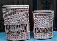 Ящики с решеткой для белья