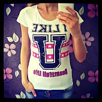 Женские футболки с принтом Турция - 1