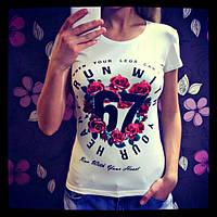 Женские футболки с принтом Турция - 2