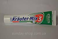Зубна паста Elkos Krauter Mix 125 мл., Німеччина