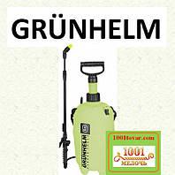 Опрыскиватель пневматический HAISSER GRUNHELM SP-9 (9 литров)
