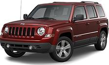 Защита двигателя на Jeep Patriot (c 2006--)