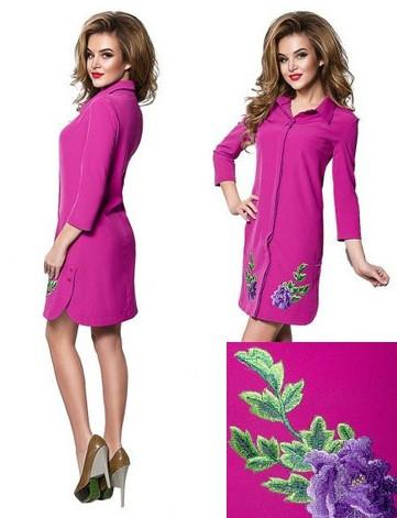 Платье оа074